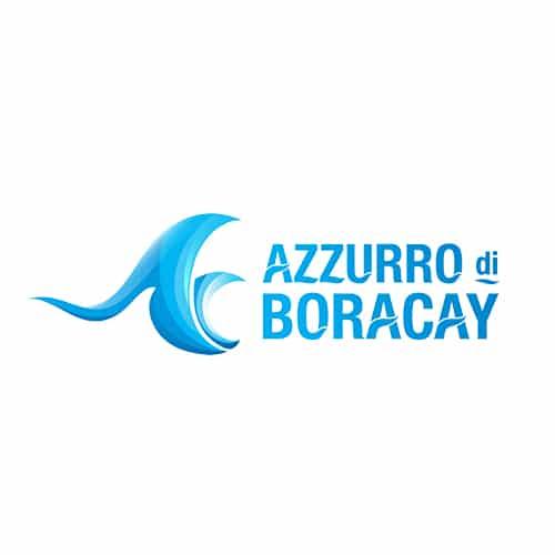 Azzurro Di Boracay Logo