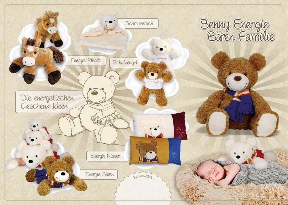 Benny Bear Flyer