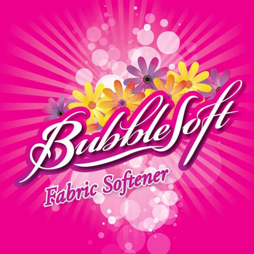 Bubblesoft Fabric Softener Flower
