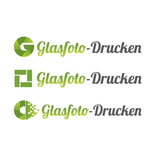 Glasfotos-Drucken
