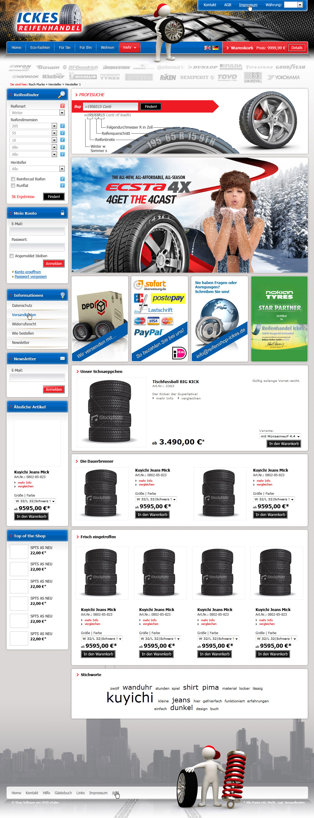 Ickes Reifenhandel