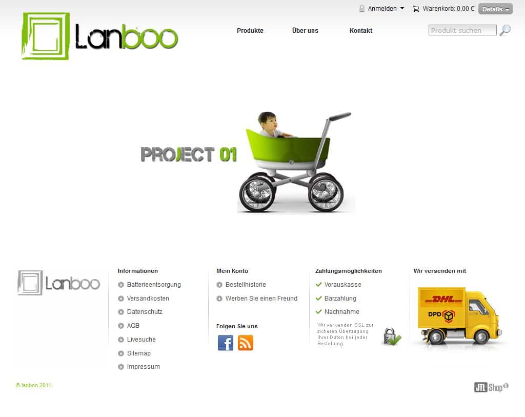 Lanboo