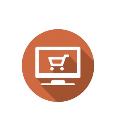 Online Shop Design Icon