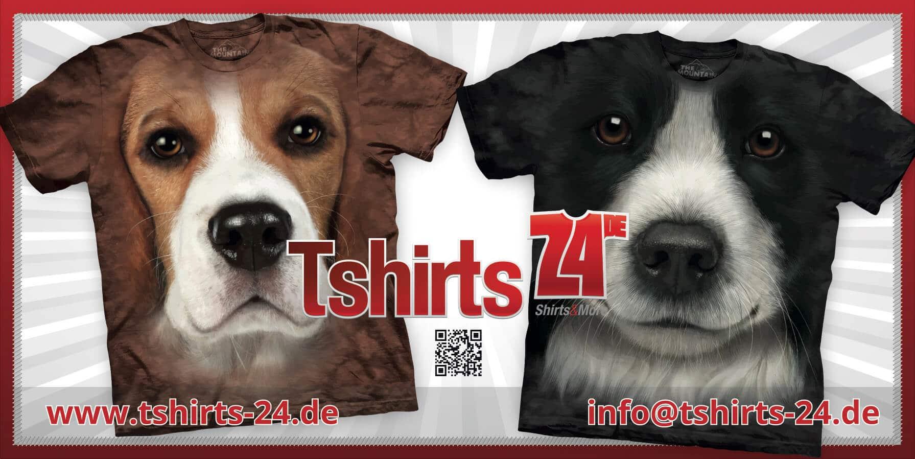 Tshirts 24 Banner